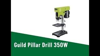 4769639 Guild Pillar Drill   350W
