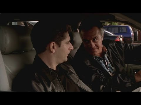 Paulie Warns Christopher's To Never Go To The Boss Again - The Sopranos HD