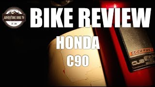 BIKE TEST: Honda C90