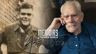 WW2 Veteran Leads a Platoon In Africa and Across Europe | Memoirs of WWII #4