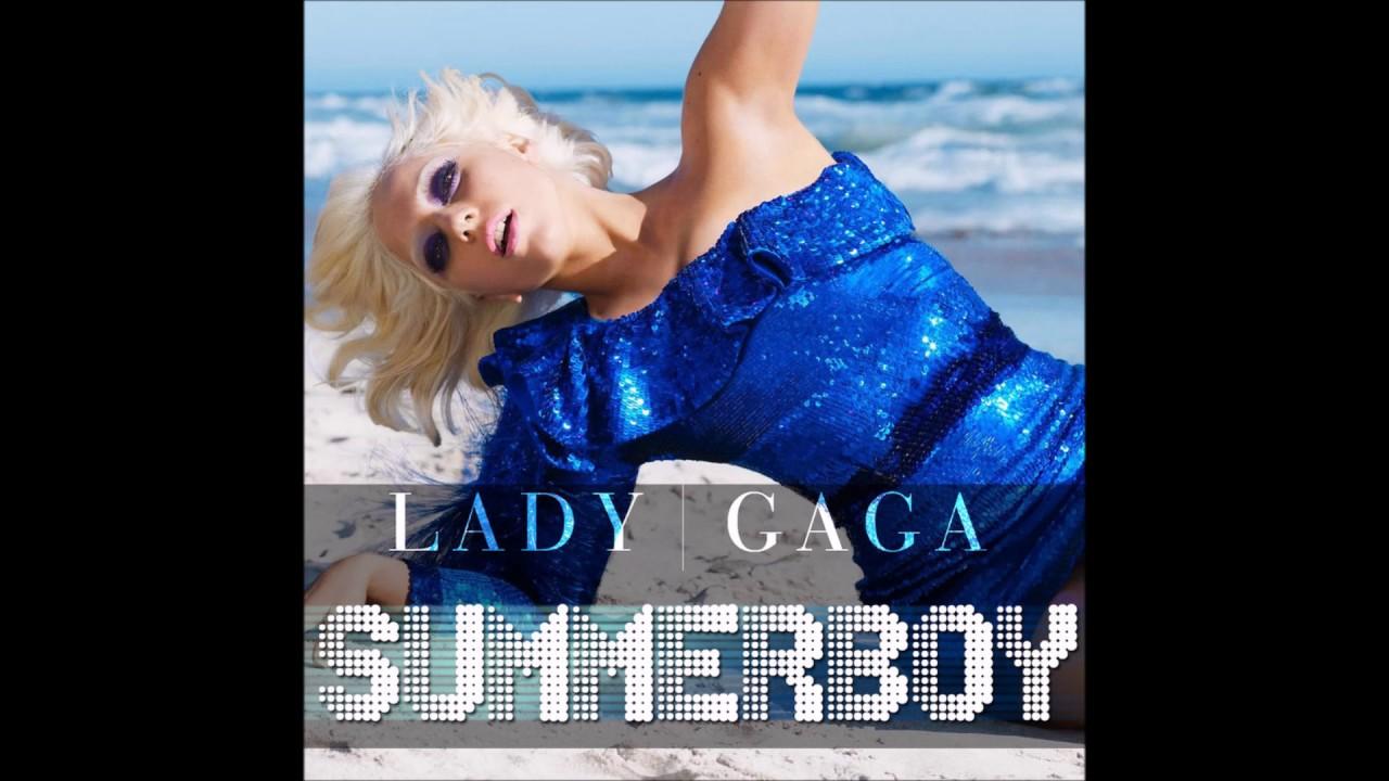 Image result for lady gaga summerboy images