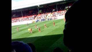 Aberdeen 2-3 Rangers 26/09/10 Kenny Miller Penalty