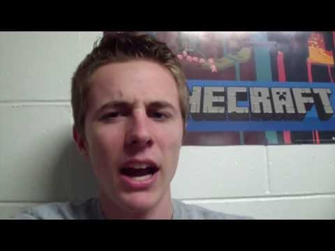 Minecraft Poster Vlog