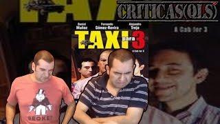 Critica QL Taxi Para Tres