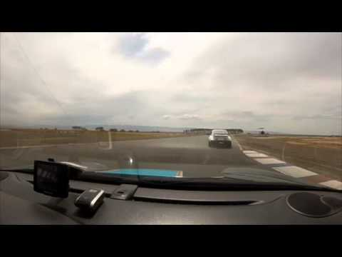 A single clean lap at Buttonwillow, 17 May 2015