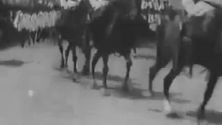 OSMANLI ABDÜLHAMİD CUMA MERASİMİ 1900
