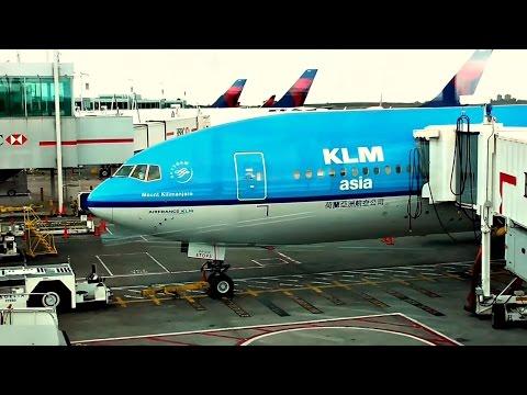 TRIP REPORT | KLM | Boeing 777-200ER | New York (JFK) - Amsterdam (AMS) | Economy Class | ✈