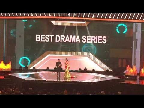 [161202] DOTS Wins Best Drama Series 21st ATA in Singapore