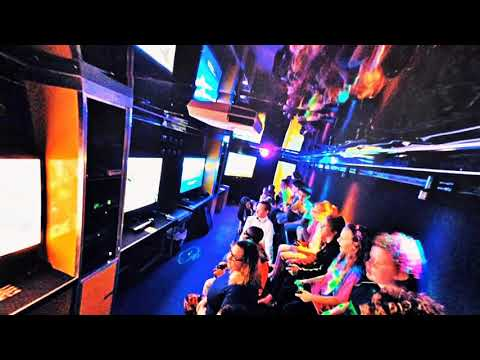 Steel City Gamerz - Pittsburgh Video Game Truck Party Idea