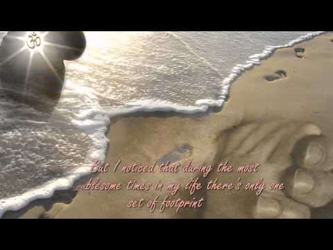 footprints in the sand By Cristy Lane With Lyrics