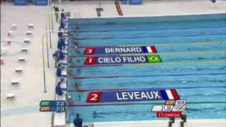 Swimming - Men's 50M Freestyle Final - Beijing 2008 Summer Olympic Games