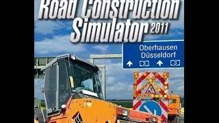 Road Construction Simulator - Gameplay PC