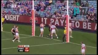 PTV: John Butcher - 6 kicks, 6 goals