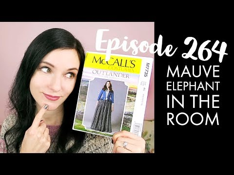 """YARNGASM: Episode 264 - """"Mauve Elephant In the Room"""""""