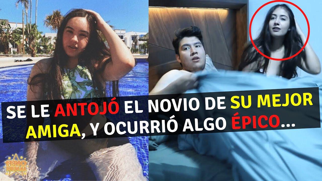 SE LE ANTOJO EL NOVIO DE SU MEJOR AMIGA Y OCURRIÓ ALGO ÉPICO...