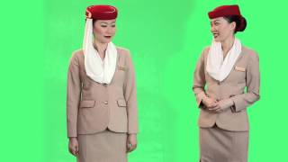 Behind the scenes | Share a Smile | Emirates