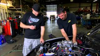 Street Outlaws Deleted Scene - Daddy Dave Prepares for Cash Days