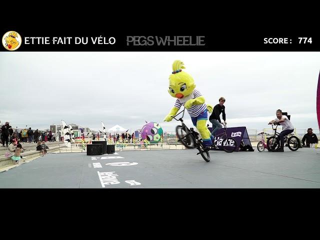 Les Aventures d'Ettie : Le Havre en Vélo (EN FRANÇAIS)