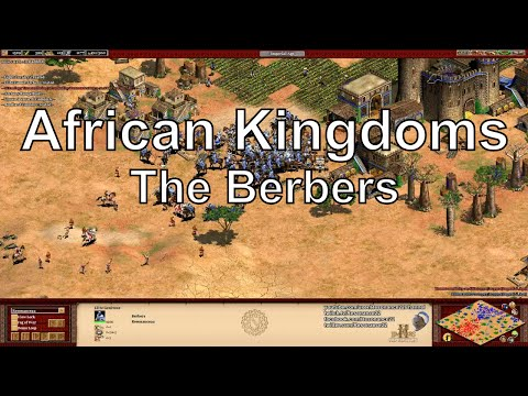 Aoe2 HD African Kingdoms: Berbers, New Civilization