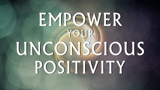 Hypnosis for Empowering Your Unconscious Positivity (Deep Relaxation Clearing Negativity) thumbnail