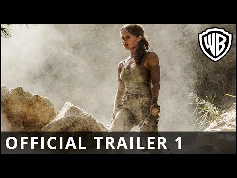 Tomb Raider - Official Trailer #1 - Warner Bros. UK