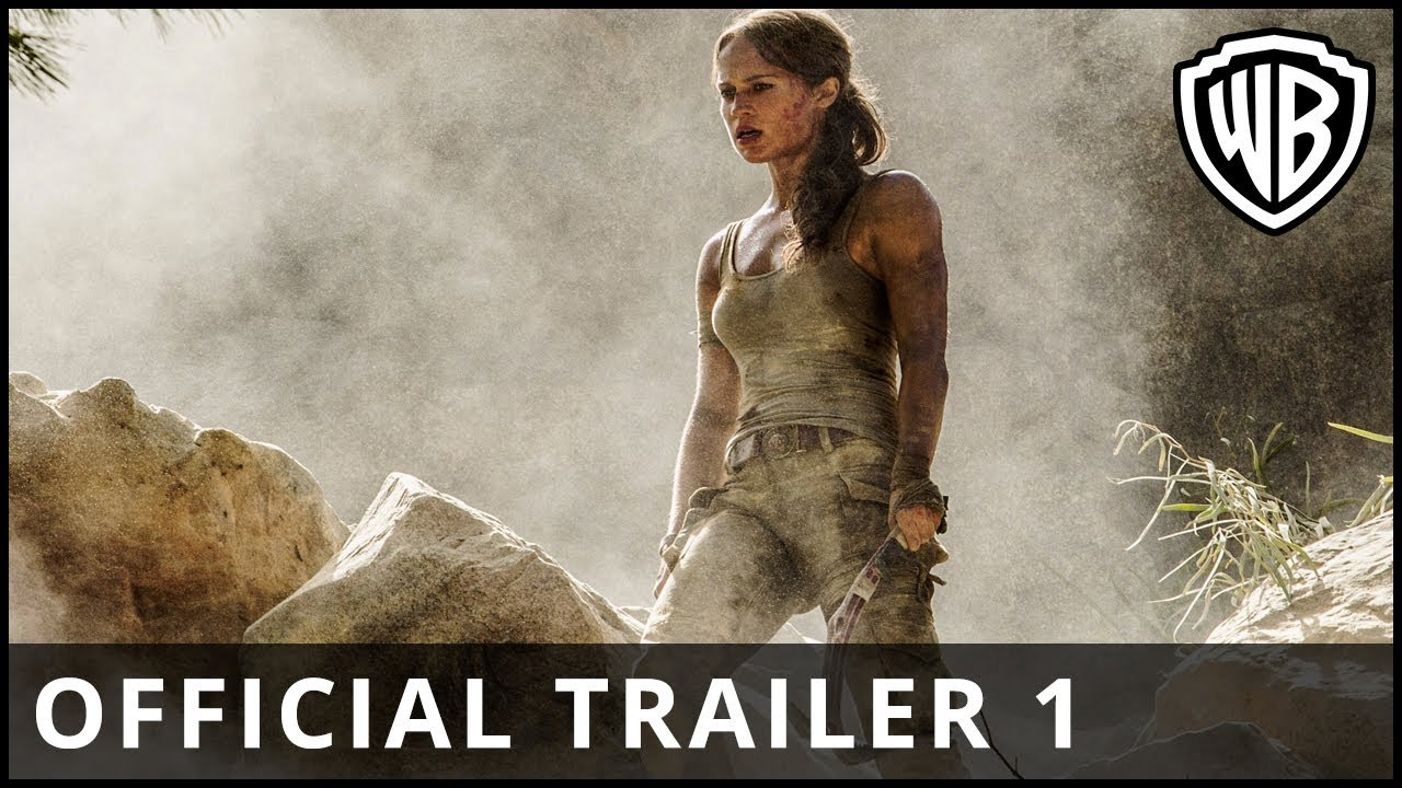 Download Tomb Raider - Official Trailer #1 - Warner Bros. UK