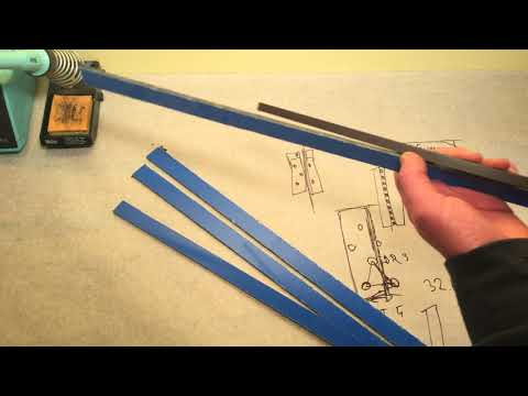 Part 1: DIY  (tutorial) make a planar speaker panel :  What do you need?