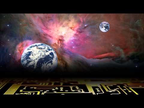 Insomnia Cure Sleep Video - Transhuman Trance Singularity (subtle noise ambiance)