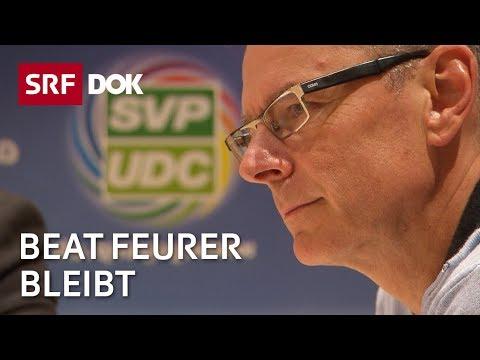 Ein Mann der Widersprüche – Der Bieler SVP-Sozialdirektor Beat Feurer   Reportage   SRF DOK
