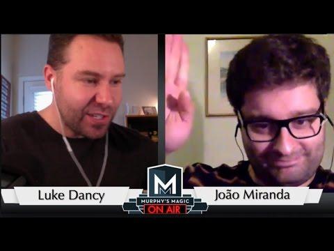 Live Q&A Hangout with João Miranda (Replay)