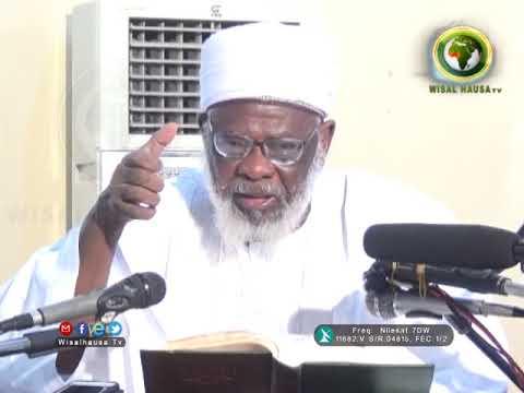 Dr Ahmad BUK da AIG POLICE Kano  Yan Tijjaniyyah sun