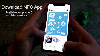 How to use NFC on Iphone | CNICK iOS Tutorial