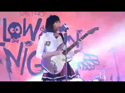 Dhike JKT48 Guitarist Majisuka Rock N Roll
