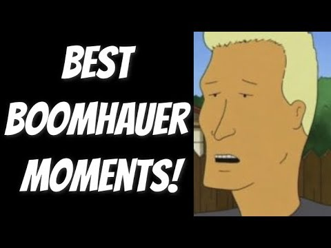 Best Boomhauer Moments!