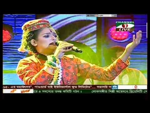 doyal baba by ilma chanel i gan banglar gann winer 2017