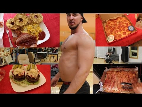 10,000 CALORIES FOOD CHALLENGE | EPIC CHEAT DAY | How Much Weight Gained?