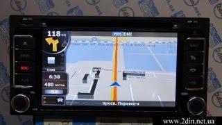 Штатная магнитола Winca C042 для Volkswagen Multivan T5/Touareg 2003-2011 - GPS навигация, USB, DVD(, 2016-04-29T07:35:59.000Z)