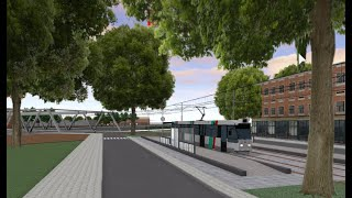 Transport Simulator 2019/Tram drive/ROBLOX