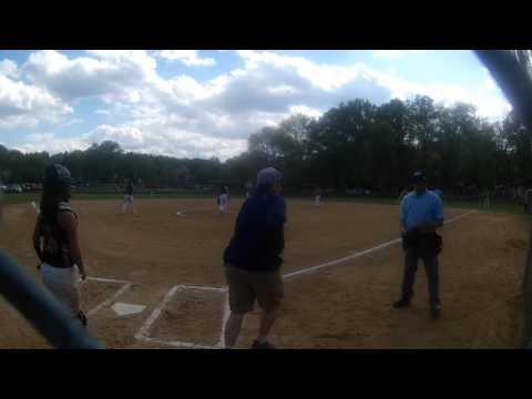 Lady Lookouts Win Over Ohio Lightening Blue 051317 Mogadore Classic