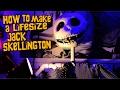 Homemade Jack Skellington - Nightmare Before Christmas - Halloween How to.