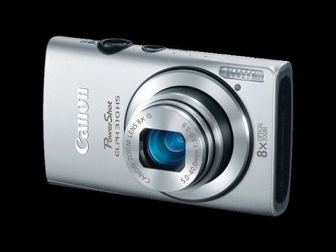 canon elph 310 hs tutorial video hands on review review youtube rh youtube com Canon PowerShot ELPH 510 Canon PowerShot ELPH 130 Is