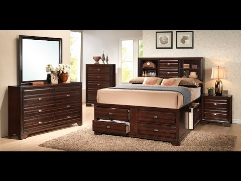 Stella Collection (B4500/B4550/B4590) By Crown Mark Furniture