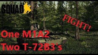 Squad: Epic Tank Battle!