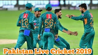 🔴 Pakistan vs South Africa Second Oneday Match Live