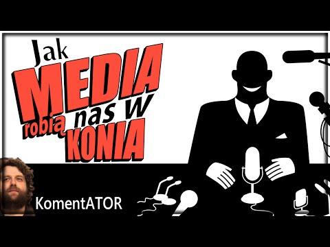KomentATOR #222 - Jak media robią nas w konia - Ustawa medialna, o policji i o służbie cywilnej