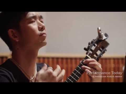 "Jake Shimabukuro performs ""Ichigo Ichie"" live in studio"