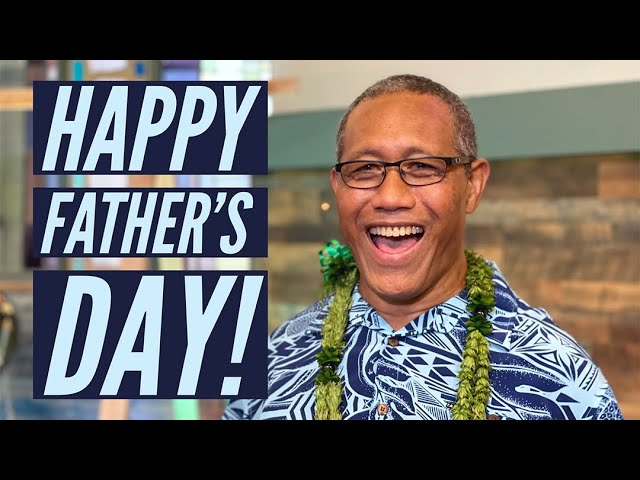 Kaimuki Christian Church: Pastor Nofo asks us to be Revived by the Lord and to learn from The Father