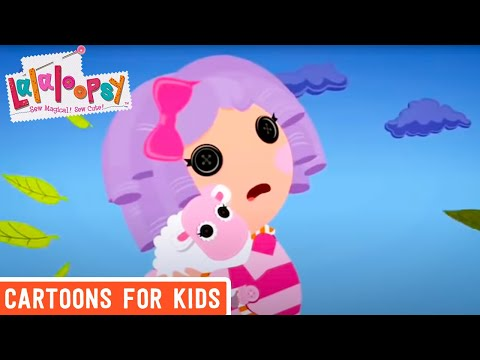 Adventures in Lalaloopsy Land: The Search for Pillow (Official Trailer) | Now Streaming on Netflix!