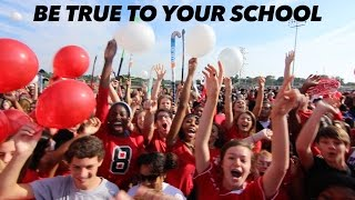 "Page High School | ""Be True To Your School"""