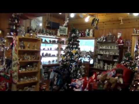 Christmas Treasures Store Walk-through Blue River, Oregon